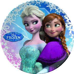 22cm Disney Frozen Melamine Plate  sc 1 st  Party Supplies & Frozen party supplies by Disney from Partyplus Ltd London