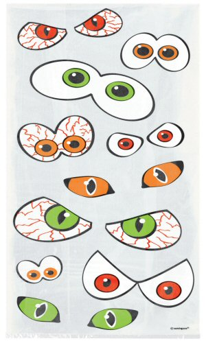 Spooky Eyeballs Cello Bags