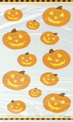 Pumpkin Glow Cello Bags