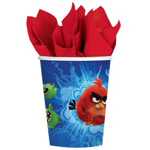 Angry Birds Movie party supplies party cups