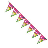 Ben and Holly Party Bunting