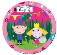 Ben and Holly Party Set for 16