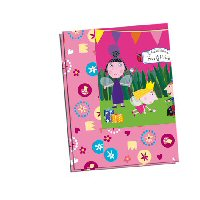 Ben and Holly Party Tablecover