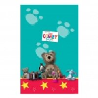Little charley bear plastic tablecover for Charley s fishing supply