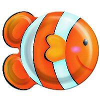 Clown fish party supplies  sc 1 st  Party Supplies & Childrenu0027s party supplies