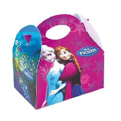 Frozen party boxes