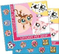 Littlest Pet Shop Napkins Two Ply Paper